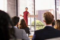 Public Speaking Strategies to Own the Room